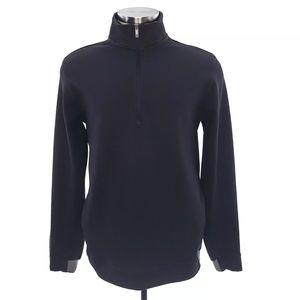 Adidas Mens Sz M adiPure 1/2 Zip Pullover Sweater